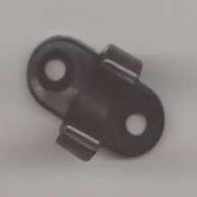 Halterung für Pinnenausleger - ø 19 mm