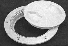 Inspektionsdeckel 104mm Durchmesser
