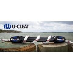 Ruckdämpfer U-CLEAT für Leine 10-12mm Ø